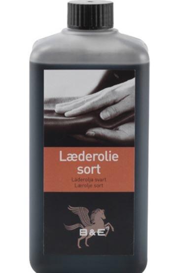 Køb PARISOL Læderolie Sort 500 ml Pris: 69,95,